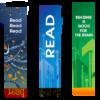 CMYK bookmarks