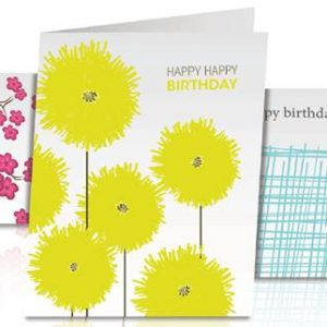Color Greeting Cards