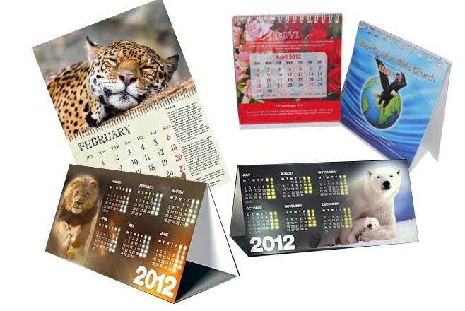 Custom Calendars Printing in Australia