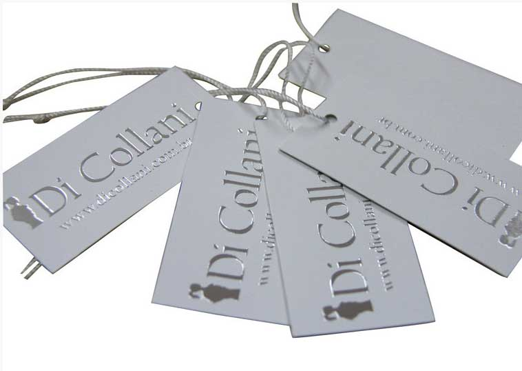 Empower Business Houses With Hangtags Printing