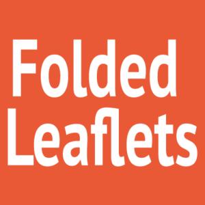 folded-leaflets