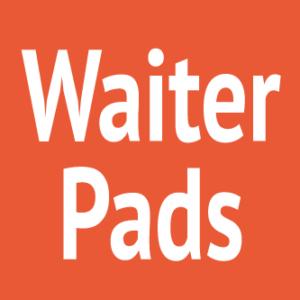 waiter-pads