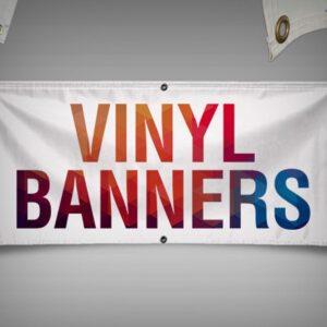 Vinyl Banners