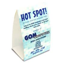 Table Tents Printing Services Custom Plastic Table Tents Australia - Cheap table tents