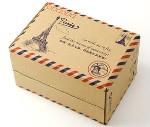 full color corrugated box