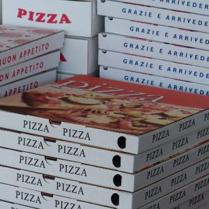 Pizza Boxes Printing Services